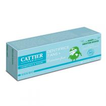 Cattier - Organic Children's Toothpaste 7y+ - Soft Mint