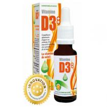 D.Plantes - Vitamine D3 Plus 20mL
