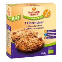 Hammer Mühle - 2 Gâteaux aux amandes Bio 100gr