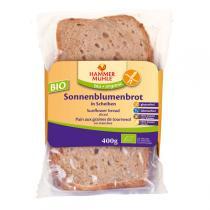 Hammermuehle - Bio Sonnenblumenbrot in Scheiben 400 gr