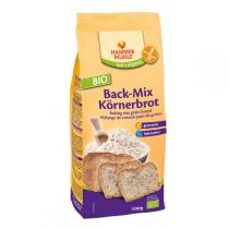 Hammermuehle - Bio Back-Mix Körnerbrot 500 gr
