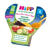HiPP - Semolina with Southern Vegetables 200g