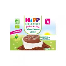 HiPP - Cocoa cream dessert 4x100g
