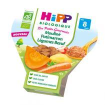 HiPP - Mouliné Pumpkin Vegetables Beef 200g