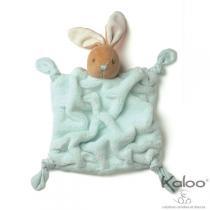 Kaloo - Doudou Coniglietto Celeste