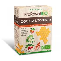 ProRoyal BIO - Cocktail Tonique BIO 20 Doses de 10mL
