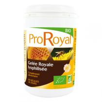 ProRoyal BIO - Gelée Royale Lyophilisée BIO - 60 Gélules