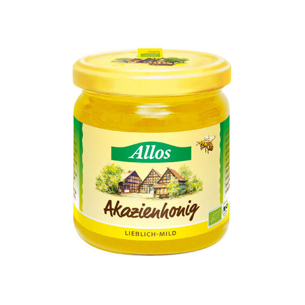 Allos - Akazienhonig 500g