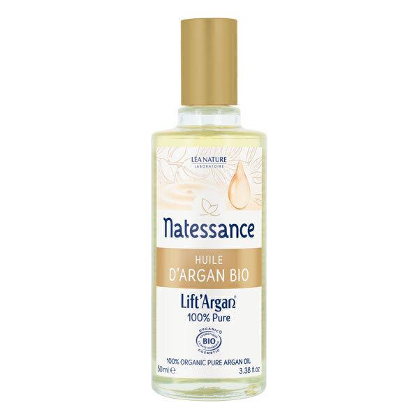 Natessance - Huile d'Argan bio 100% pure 50ml