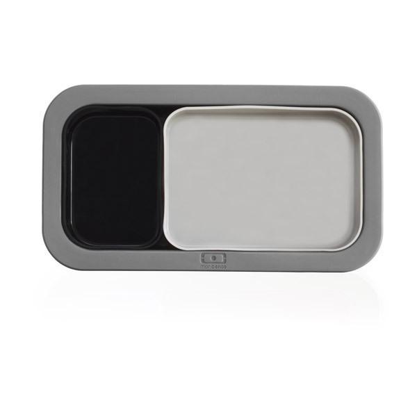 Monbento - MB Silicase - Grey & Black