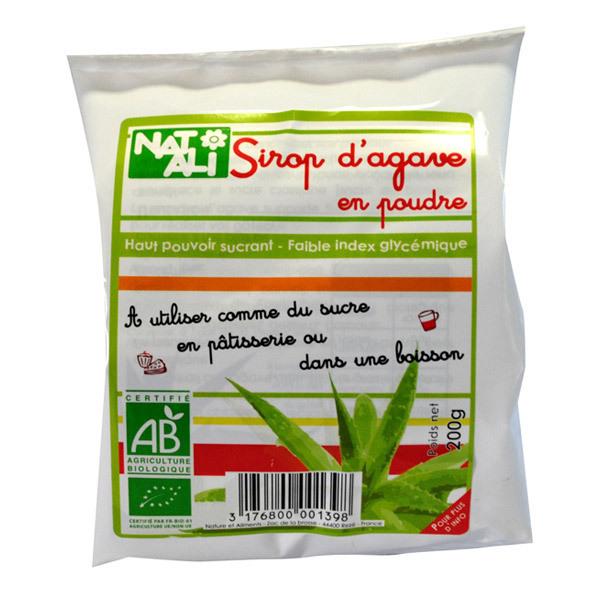 Natali - Sirop d'agave en poudre 200g