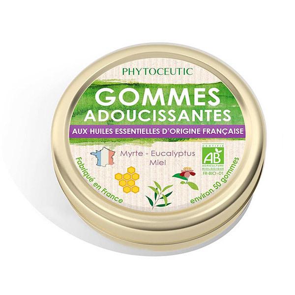 Phytoceutic - Gommes Adoucissantes BIO 50g