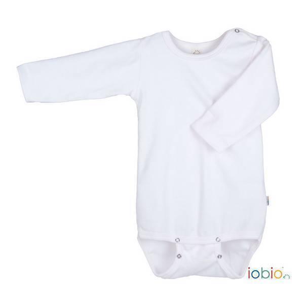 Iobio - Body croisé anti-griffures 0-3M