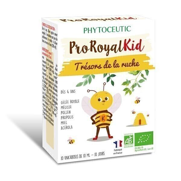 ProRoyal BIO - Défenses de la Ruche Spécial Enfants x 10 doses de 10mL