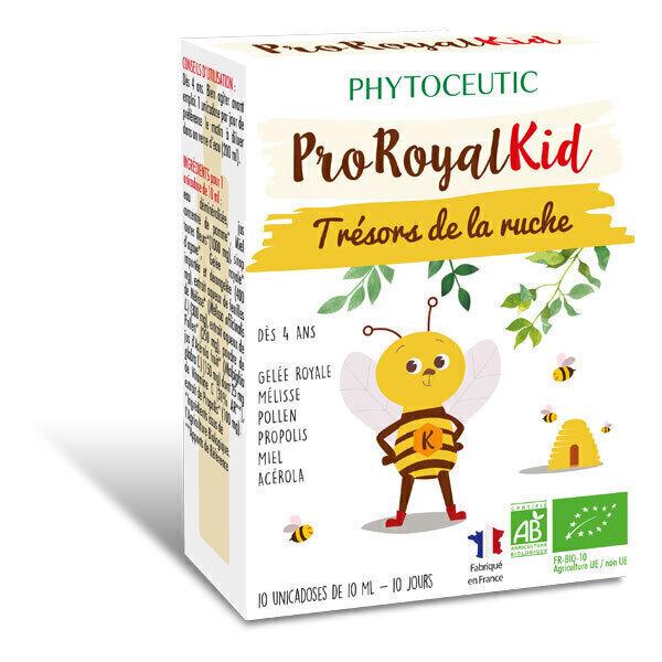 ProRoyal BIO - Trésors de la Ruche spécial Enfants 10 doses de 10ml