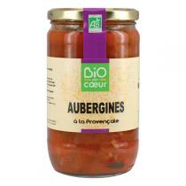 Bio par coeur - Aubergines à la provençale Bio 650g