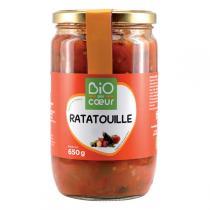 Bio par coeur - Ratatouille cuisinée aux herbes de Provence 650g