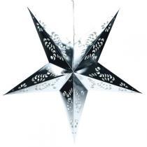 Blachère Illumination - Papierstern Weihnachtsschmuck silber