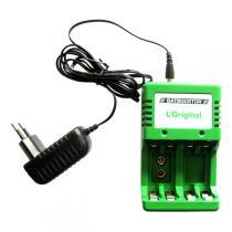 Green Corner 2 - Batterieladegerät Batboostor