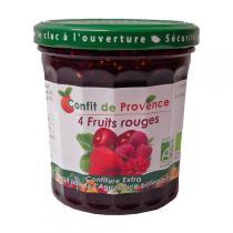 Confit de Provence - Confettura biologica frutti rossi 370 g