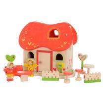 EverEarth - Heart Shape Fairy Tale Dollshouse