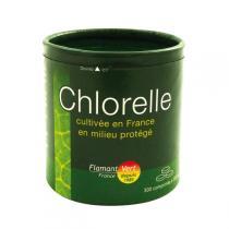 Flamant Vert - Chlorelle 300 Comprimés à 300mg