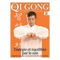 Karaté Bushido - DVD Qi Gong Le son énergétique Vol 3