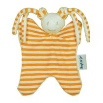 Keptin-Jr - Kuschel Girly Klein orange