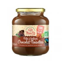 Mamie Bio - Pâte à tartiner cacao noisettes 350g