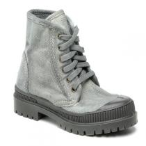 Natural World - Bota Stone Wash Kids grau