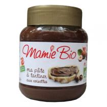 Mamie Bio - Pâte à tartiner Cacao Noisettes Bio 350g