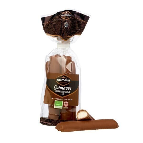 Belledonne - Fagot de guimauve chocolat au lait 55g