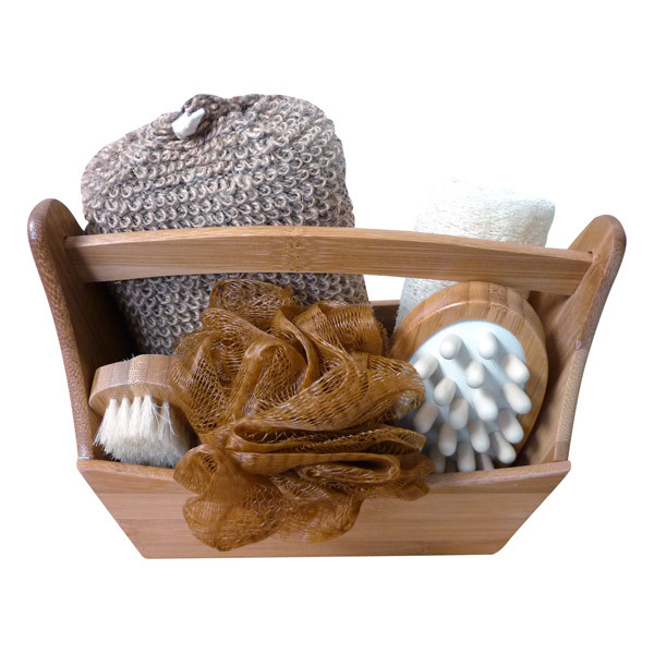 Croll and Denecke - Bamboo Bathroom Box Set