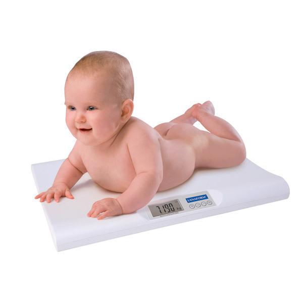 Lanaform - Bilancia Pesabebè Baby Scale