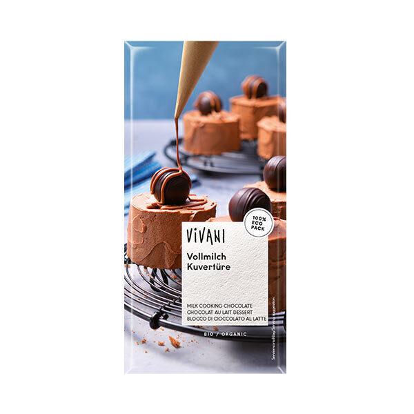 Vivani - Chocolat au lait dessert 200g