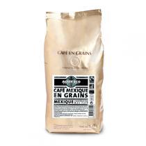 Alter éco - Café Bio Mexique 100% Arabica en grains - 1 kg