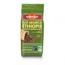 Alter éco - Café d'Ethiopie Bio en grain - 250 g