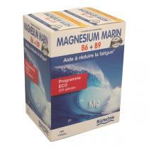 Biotechnie - Magnésium marin B6 2x100 gélules