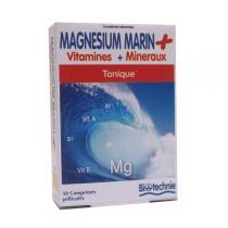 Biotechnie - Magnésium Marin Tonique 30 gélules
