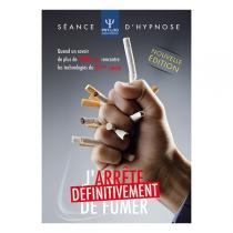 BQHL Diffusion - DVD J'arrête Définitivement de Fumer Séance d'Hypnose