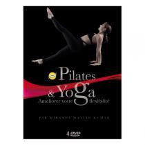 BQHL Diffusion - 4 DVD Power Yoga et Pilates