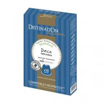Destination - Decaffeinated Coffee Capsules x 10