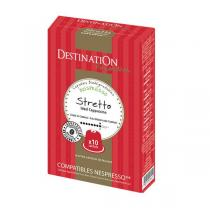 Destination - Café Stretto - 10 capsules