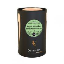 Destination - Grüner Tee - Royal menthe Boutons de Roses - 50 g