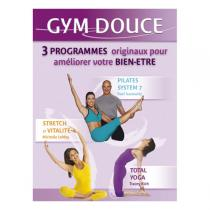 Kathy Smith - 3 DVD Gym Douce