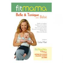 DVD Square - DVD FitMama Postnatal