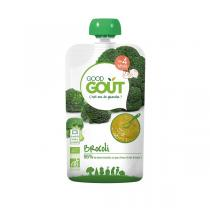 Good Gout - Gourde bio brocoli, 120g