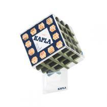 Kapla - Cube en Bois : Casse Tête Vert