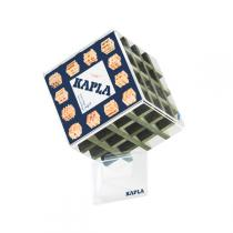 Kapla - Cubo-rompicapo in legno verde
