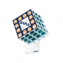 Kapla - Cube Light Blue